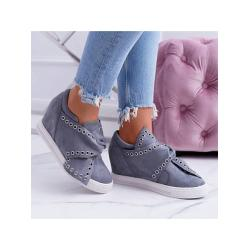 Berrylook Plain Round Toe Casual Date Travel Sneakers online stores, fashion store, plain Sneakers,